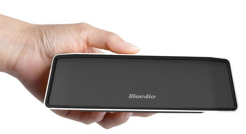 Bluedio BS-2 Mini Bluetooth Speaker with 3D Surround Sound