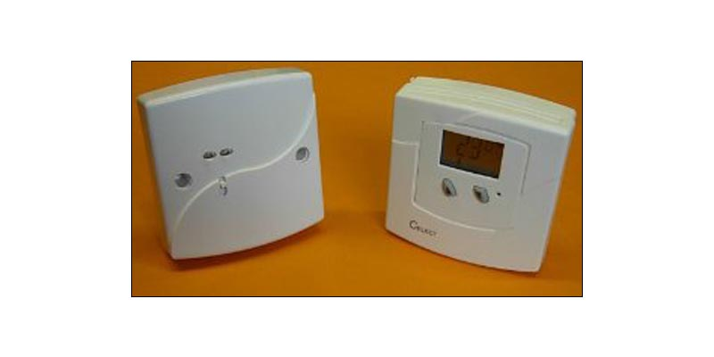 Celect DRF1 Simple Wireless Room Thermostat