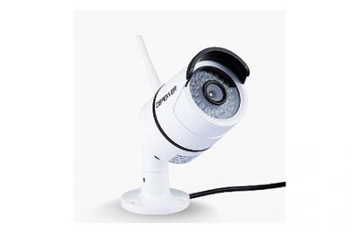 DBPower Waterproof Surveillance IP Camera with Night Vision