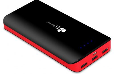 EC Technology 2nd Gen Deluxe 22400mAh External Battery