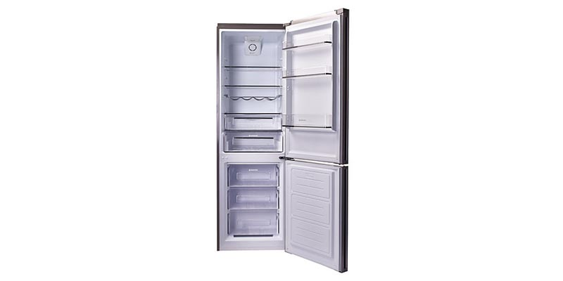 Hoover HF18XK Freestanding Wi-Fi Fridge Freezer