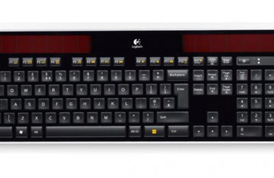 LOGITECH K750 Solar Wireless Keyboard